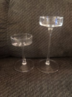 2 tiered party lite candle holders for Sale in Renton, WA