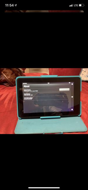 Amazon kindle fire for Sale in Gilbert, AZ