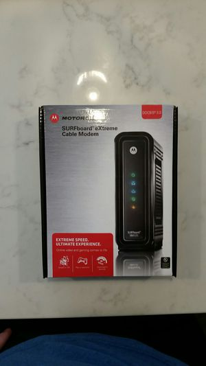 Cable Modem SB6121 - Comcast approved for Sale in Chico, CA