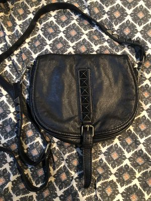 Liebeskind Black Studded Leather Crossbody Bag for Sale in Thousand Oaks, CA