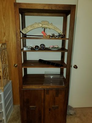 Wood Bookshelves with Adjustable Shelves for Sale in Pasadena, CA