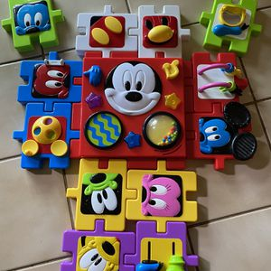 Disney Puzzles With Music for Sale in Gurnee, IL