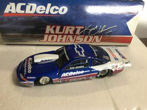 Used, Kurt Johnson 1/24 pro Stock nhra diecast cavalier for Sale for sale  Sun City, AZ