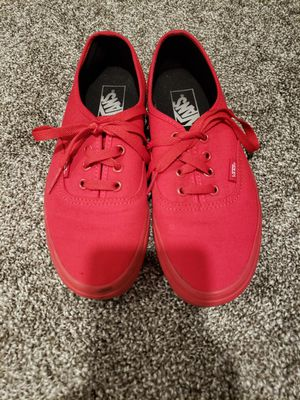 Vans super cute basically bran new for Sale in New Ringgold, PA