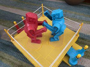 Original 1960s Rockem Sockem Robots Game for Sale in Bradenton, FL