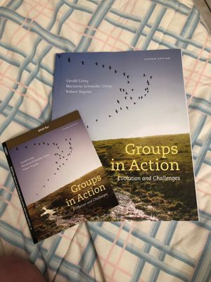 Groups in Action workbook and DVD for Sale in Fort Lauderdale, FL