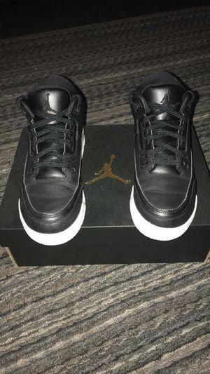 Retro 3 Jordan's for Sale in West Seneca, NY
