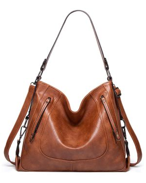 Purses for Women - GZCZ Hobo Handbags Leather Shoulder Bags Large Capacity Tote Crossbody Bags with Adjustable Shoulder Strap for Sale in San Francisco, CA