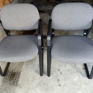 2 Office Chairs for Sale in Rancho Santa Margarita, CA