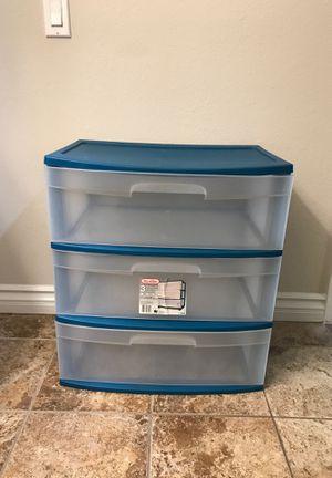 Plastic Bin Drawers for Sale in Newport Beach, CA