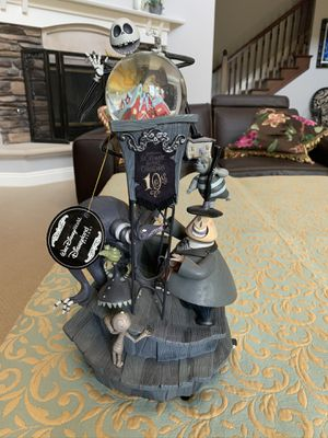 New Nightmare Before Christmas Musical Globe for Sale in Poway, CA