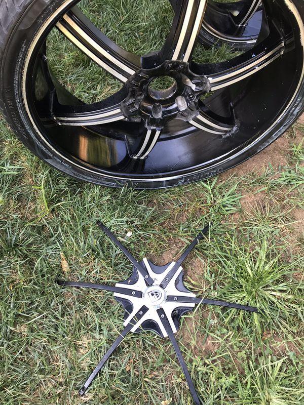26 inch Lexani rims