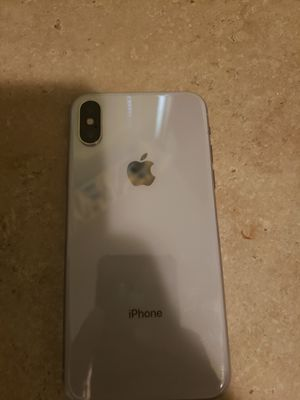 iPhone X unlocked like new for Sale in Pittsburgh, PA