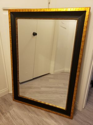 "Framed Wall Mirror - 36""x24"" for Sale in Burbank, CA"