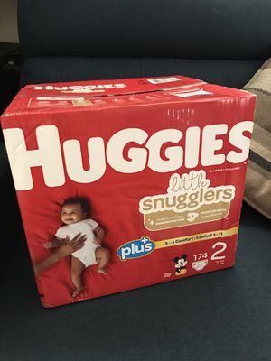 Huggies Diapers Size 2 for Sale in National City, CA