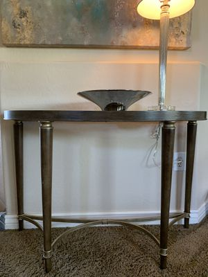 Designer Sofa/Console Table for Sale in Phoenix, AZ