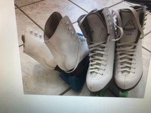 Jackson girls ice skates sz 1 or sz 4.5 for Sale in Chandler, AZ