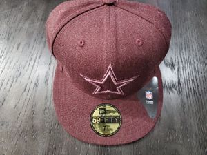 New Dallas Cowboys New Era Twisted Frame 59Fifty Cap Style 10004457 Size 7 7/8 for Sale in Dallas, TX