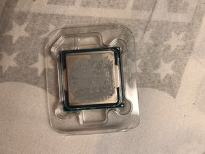 Intel core i3-7100 processor for Sale in Germantown, MD