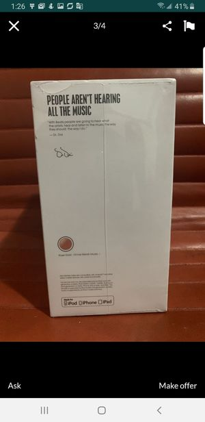 Beats solo 3 for Sale in Windermere, FL