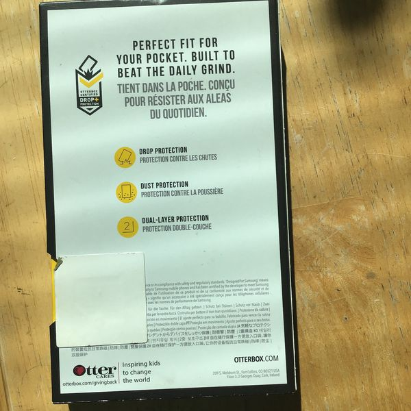 OTTERBOX SAMSUNG GALAXY S8+ PHONE CASE