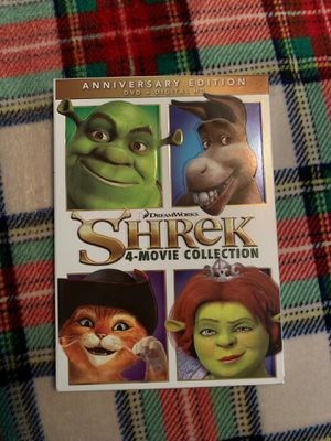 Shrek 4 Movie Collection for Sale in Los Angeles, CA