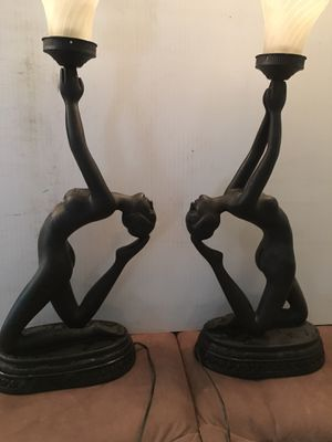 Vintage lamps for Sale in Newfield, NJ