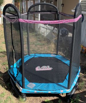 LOL Surprise Little Tikes Trampoline for Sale in King City, OR