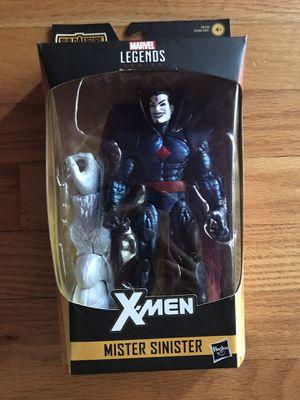 Marvel Legends X-men Mister Sinister for Sale in Chicago, IL