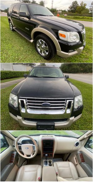 2007 Ford Explorer for Sale in Kissimmee, FL