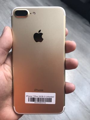 iPhone 7 Plus 32 GB| Fully Functional| 30 Day Warranty for Sale in Tampa, FL