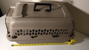 Grreat choice 20 inch long small dog travel kennel for Sale in Columbus, OH