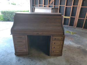 Antique Roll Top Desk, OBO for Sale in La Mirada, CA