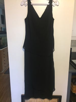 Black Dress by Evan-Picone, Size 10 for Sale in Washington, IL