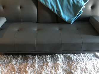 Modern Futon Faux Leather for Sale in Los Angeles,  CA