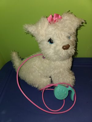 FurReal Friends get up and gogo my walking pup pet for Sale in Aurora, IL