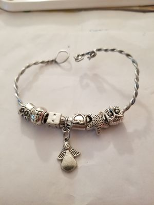Charm Coil Bracelet for Sale in Cleveland, OH