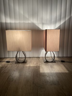 2 lamps with shades for Sale in Herriman, UT