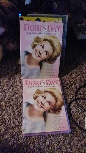 Doris Day the essential collection DVD for Sale in Abilene, TX