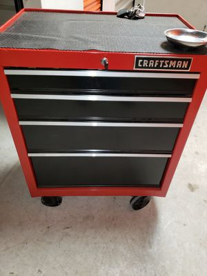 Craftsman toolbox and tools for Sale in La Porte, TX