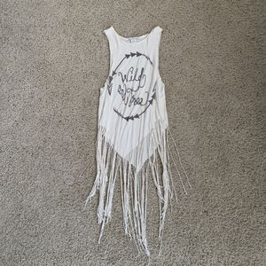 Wild & Free Fringe Top for Sale in Burbank, CA
