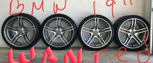 "Bmw wheels 19"" for Sale in Haslet, TX"