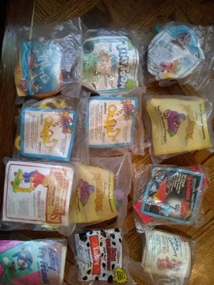 Lot of vintage happy meal toys for Sale in Baldwin Park, CA