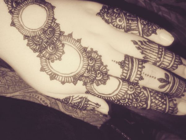 Henna art /tatoo