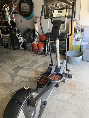 Nordic Track elliptical machine for Sale in Santa Fe Springs, CA