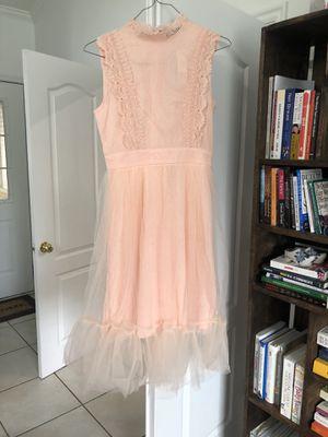 Medium blush pink dress for Sale in Salt Lake City, UT