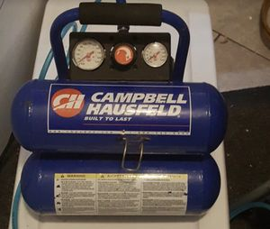 Air Compressor 100psi 2gal for Sale in Reynoldsburg, OH