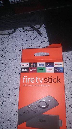 Fire stick for your TV brand new inbox for Sale in Woodstock, GA