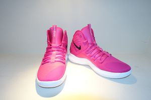 Nike Hyperdunk X TB Promo 2018 Pink Cancer Awareness Men's SIZE 6 & 9 for Sale in Alton, TX