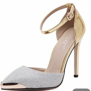 Fashion Sexy Pointed One Button Buckle High Heel Women Shoes for Sale in Fort Lauderdale, FL
